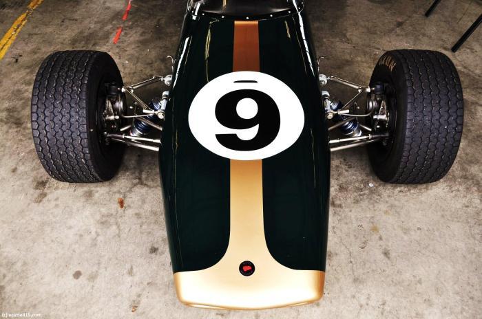 1965 Brabham BT18, F2 (Photo: S. Bloom)