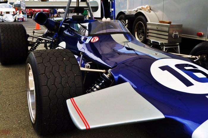 1971 Brabham BT35, F2 (Photo: S. Bloom)