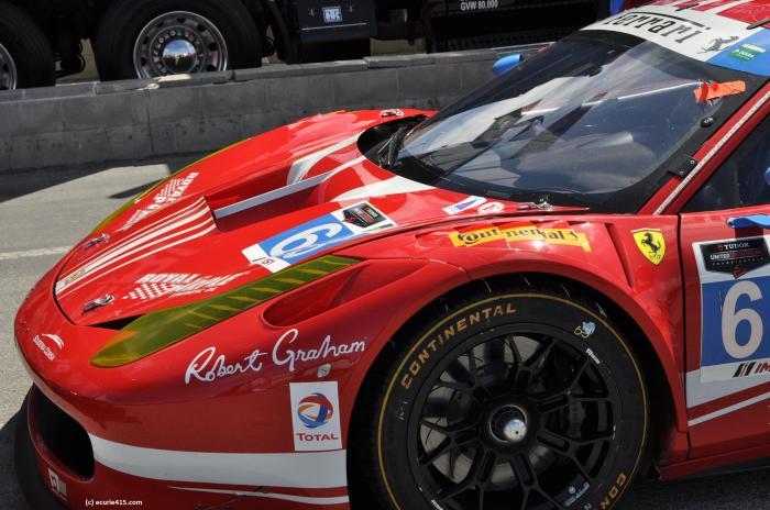 GTD Ferrari